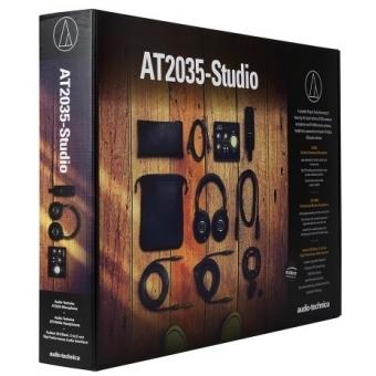 Audio-Technica AT2035 Studio Kit #2