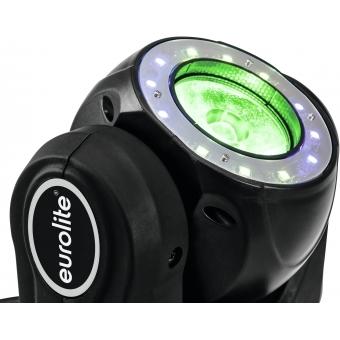 EUROLITE LED TMH-51 Hypno Moving-Head Beam #11