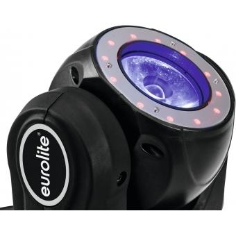 EUROLITE LED TMH-51 Hypno Moving-Head Beam #12