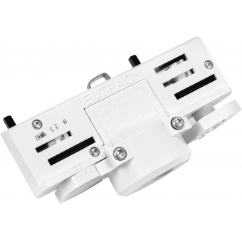 EUTRAC Multi adapter, 3 phases, white #2