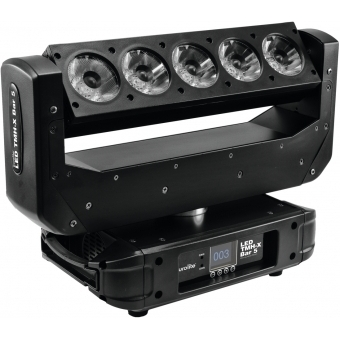 EUROLITE LED TMH-X Bar 5 Moving-Head Beam #2