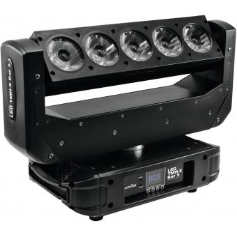 EUROLITE LED TMH-X Bar 5 Moving-Head Beam #2