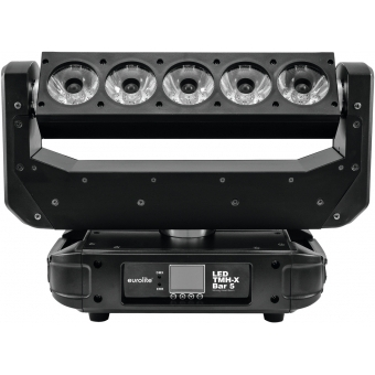 EUROLITE LED TMH-X Bar 5 Moving-Head Beam #4