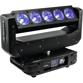 EUROLITE LED TMH-X Bar 5 Moving-Head Beam #7