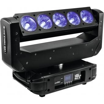 EUROLITE LED TMH-X Bar 5 Moving-Head Beam #7