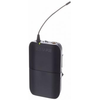 Sistem wireless Shure BLX188 receiver+2 bodypack #4