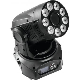 EUROLITE LED TMH-75 Hybrid Moving-Head Spot/Wash COB #4