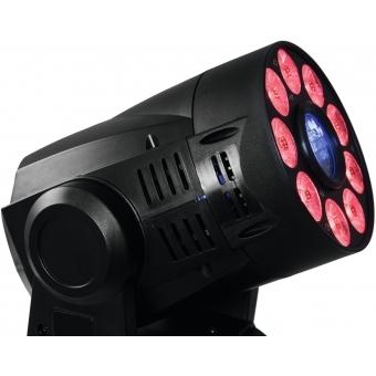 EUROLITE LED TMH-75 Hybrid Moving-Head Spot/Wash COB #6