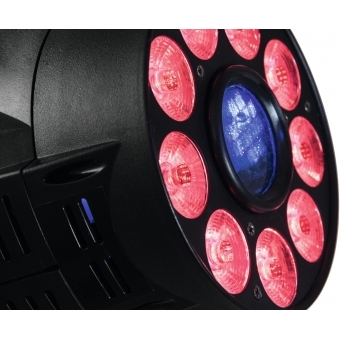 EUROLITE LED TMH-75 Hybrid Moving-Head Spot/Wash COB #7