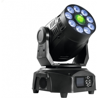 EUROLITE LED TMH-75 Hybrid Moving-Head Spot/Wash COB #8
