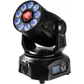 EUROLITE LED TMH-75 Hybrid Moving-Head Spot/Wash COB #9