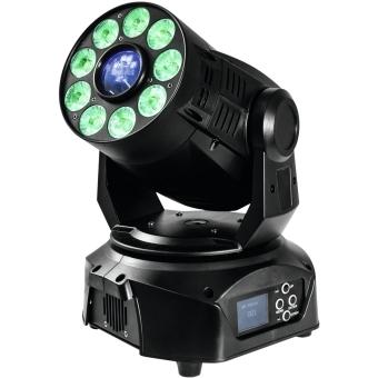 EUROLITE LED TMH-75 Hybrid Moving-Head Spot/Wash COB #10