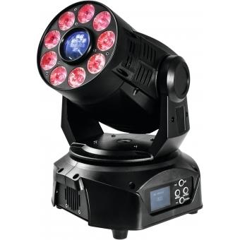 EUROLITE LED TMH-75 Hybrid Moving-Head Spot/Wash COB #11