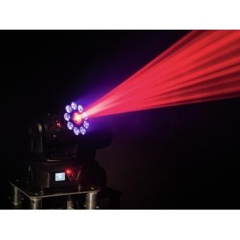 EUROLITE LED TMH-75 Hybrid Moving-Head Spot/Wash COB #13