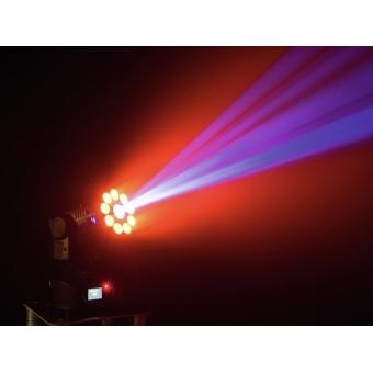 EUROLITE LED TMH-75 Hybrid Moving-Head Spot/Wash COB #15