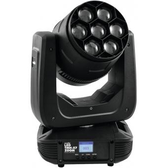 EUROLITE LED TMH-X7 Moving-Head Wash Zoom
