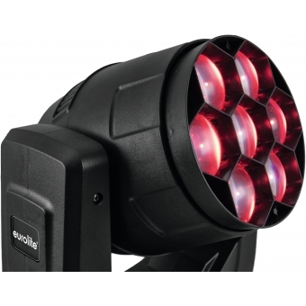 EUROLITE LED TMH-X7 Moving-Head Wash Zoom #6