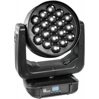 EUROLITE LED TMH-X19 Moving-Head Wash Zoom