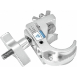 EUROLITE TH35-75 Theatre Clamp silver