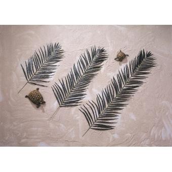 EUROPALMS Coconut palm branch, artificial, 90cm 12x #4