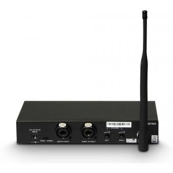 Sistem wireless monitorizare in-ear Ld Systems MEI ONE 2 #2