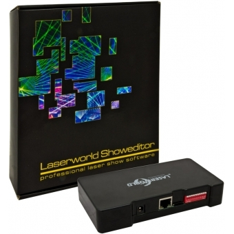 LASERWORLD Showeditor Set - Lasershow Software