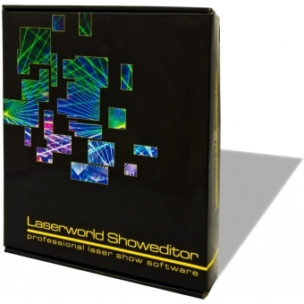 LASERWORLD Showeditor Set - Lasershow Software #2