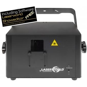 LASERWORLD PRO-1600RGB #5