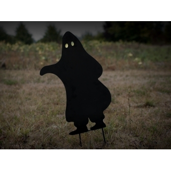 EUROPALMS Silhouette Metal Ghost, 75cm #2