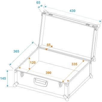 ROADINGER Universal Case Pick 42x36x18cm #6