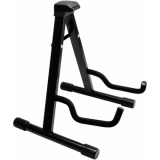 DIMAVERY Guitar Stand for Accoustic Guitar black