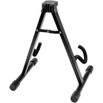 DIMAVERY Guitar Stand for E-guitar black #2