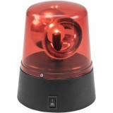 EUROLITE LED Mini Police Beacon red USB/Battery