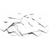 TCM FX Slowfall Confetti rectangular 55x18mm, white, 1kg