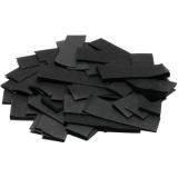 TCM FX Slowfall Confetti rectangular 55x18mm, black, 1kg