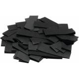 TCM FX Slowfall Confetti rectangular 55x18mm, black, 1kg
