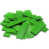 TCM FX Slowfall Confetti rectangular 55x18mm, dark green, 1kg