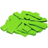 TCM FX Slowfall Confetti rectangular 55x18mm, light green, 1kg