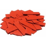 TCM FX Slowfall Confetti rectangular 55x18mm, red, 1kg