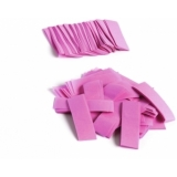 TCM FX Slowfall Confetti rectangular 55x18mm, pink, 1kg
