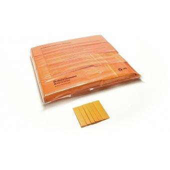 TCM FX Slowfall Confetti rectangular 55x18mm, orange, 1kg #3