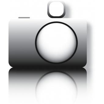 TCM FX Metallic Confetti rectangular 55x18mm, black, 1kg