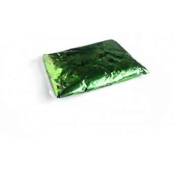 TCM FX Metallic Confetti rectangular 55x18mm, green, 1kg #2