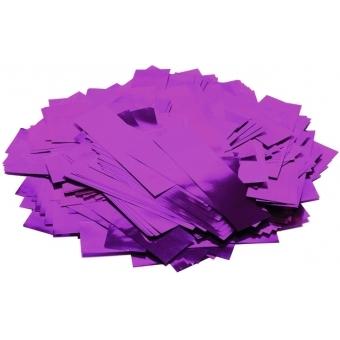 TCM FX Metallic Confetti rectangular 55x18mm, pink, 1kg