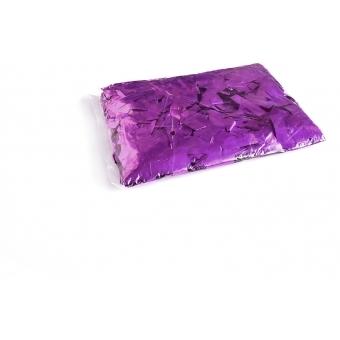 TCM FX Metallic Confetti rectangular 55x18mm, pink, 1kg #2