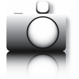 TCM FX Metallic Confetti square 18x18mm, silver, 1kg