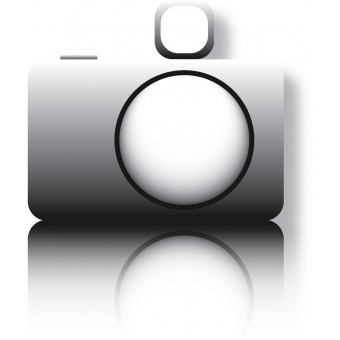 TCM FX Slowfall Confetti Hearts 55x55mm, black, 1kg