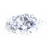 TCM FX Slowfall Confetti Snowflakes 10x10mm, white, 1kg
