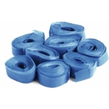 TCM FX Slowfall Streamers 5mx0.85cm, dark blue, 100x
