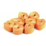 TCM FX Slowfall Streamers 5mx0.85cm, orange, 100x